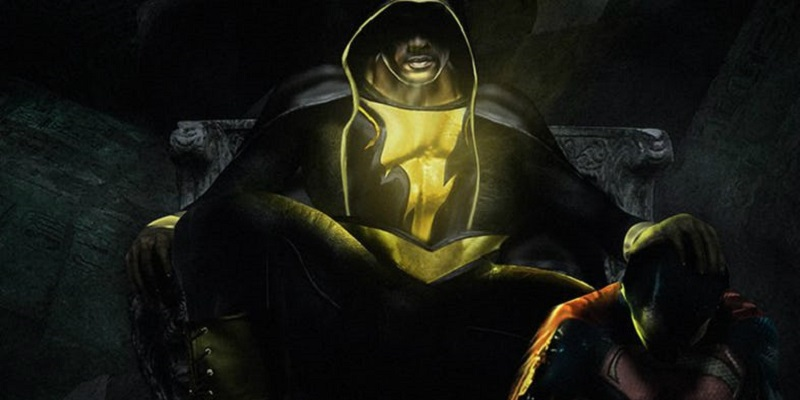 'Undateable' Creator Adam Sztykiel In Talks To Write 'Black Adam' Movie