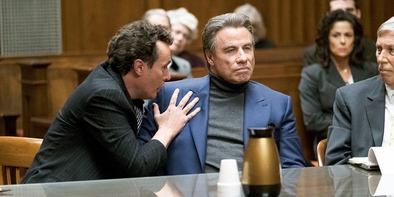 John Travolta Explains What Actually Happened to the John Gotti Biopic