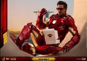 Hot Toys Iron Man Mark 4 (2)