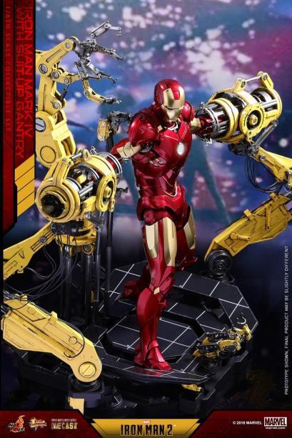 Hot Toys Iron Man Mark 4 (21)