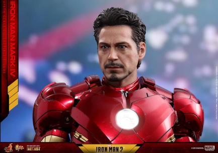Hot Toys Iron Man Mark 4 (5)