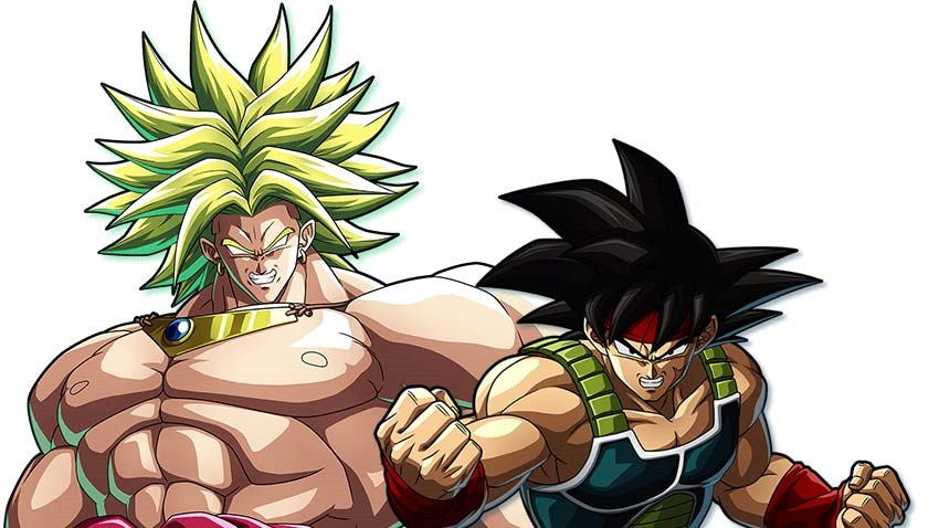 Broly and Bardock Are Coming to