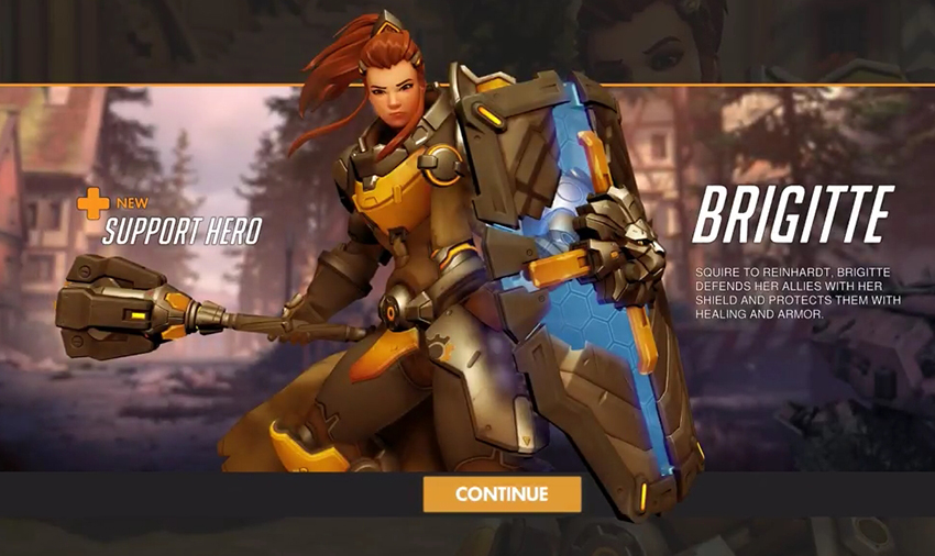 how to play brigitte overwatch