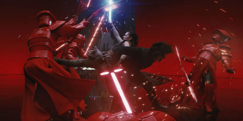Short Documentary Shows Off the Sounds of 'Star Wars: The Last Jedi'