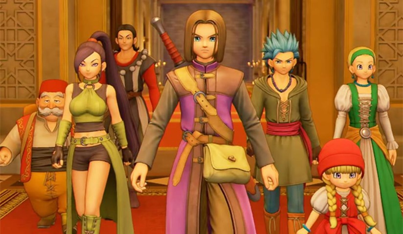 Dragon Quest 11 confirmed for PC, release date set