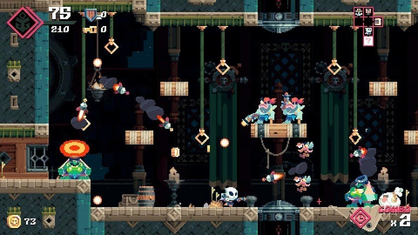Flinthook is launching on Switch this week