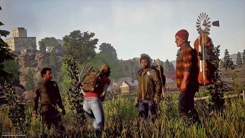 State of Decay release date revealed 2