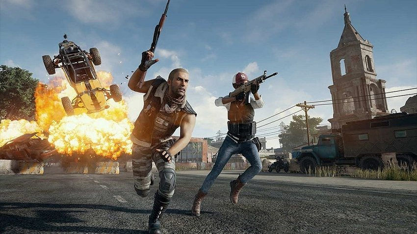 PUBG Available with A New Smaller Island Map