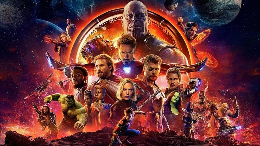 Avengers: Infinity War passes $2 billion at the global box office