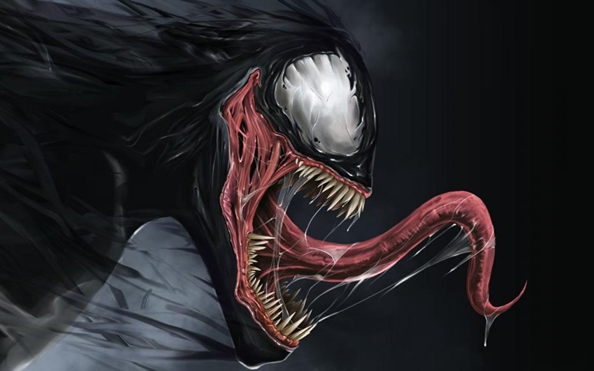 And Now We Present To You Venom With Googly Eyes