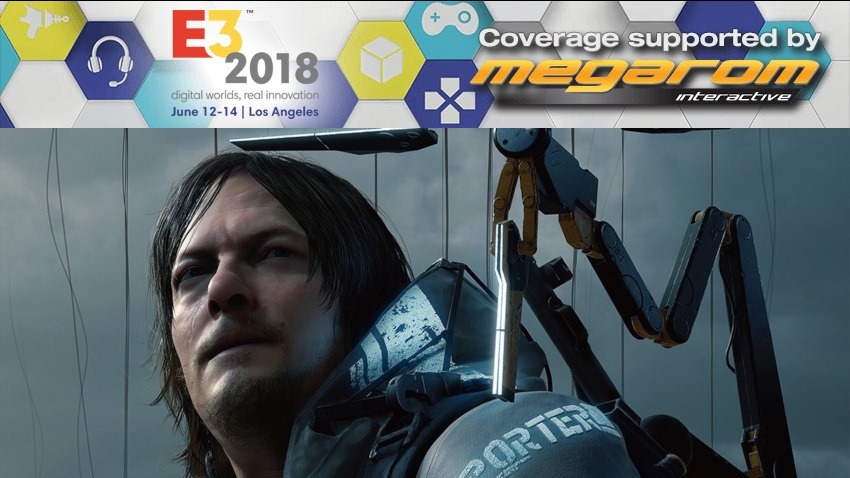 Death Stranding Gets Two Star Actresses in New Trailer