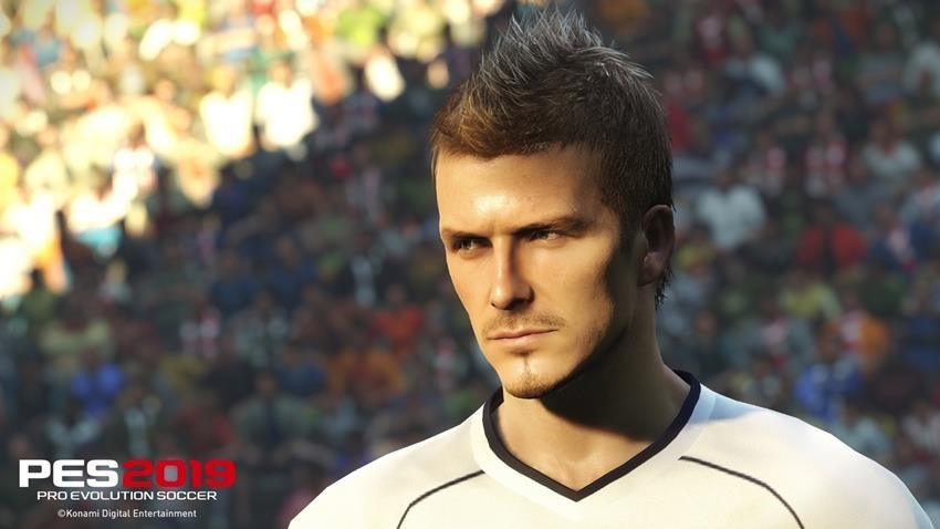 PES 2019 E3 2018 hands-on 1