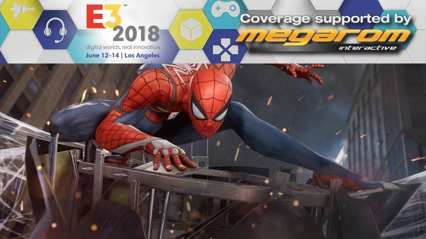 E3 2018: Sony Reveal New Footage For Spider-Man