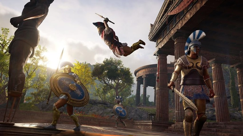 Assassin's Creed Odyssey (1)