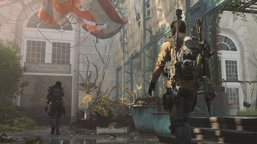 The Division 2 will be able to be played entirely solo