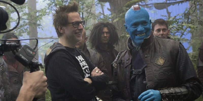 James Gunn Not Rehired for Guardians of the Galaxy Vol. 3