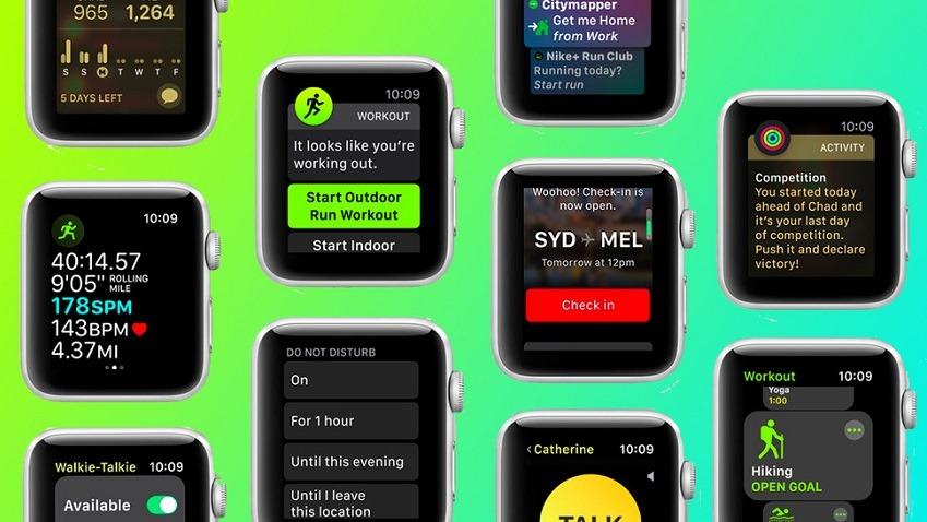 Apple Watch Series 4 Vs Series 3, 44 / 42 mm Vs 40 / 38mm Size Comparison