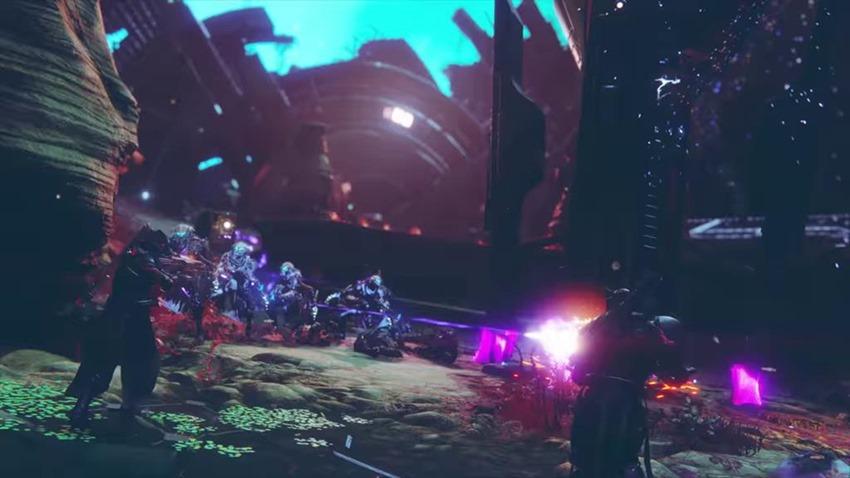 Destiny Black Armory Lost forge (3)
