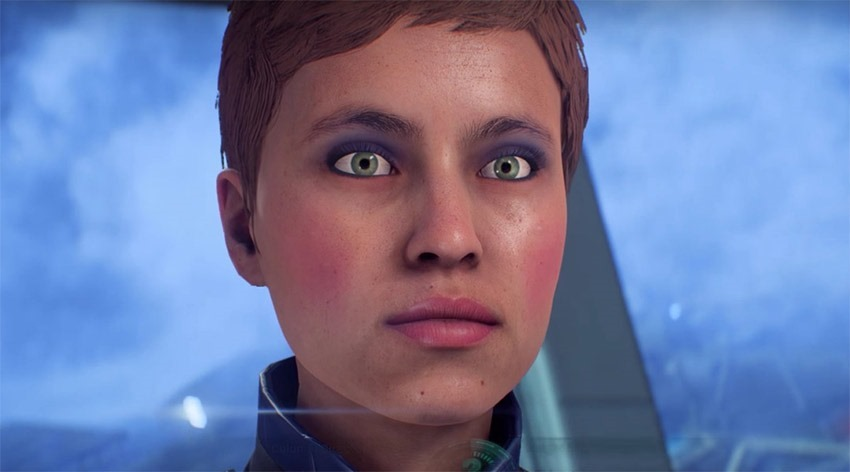 Is BioWare teasing Mass Effect 4?