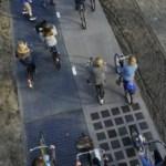 La prima strada solare del mondo sta producendo più energia del previsto