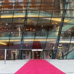Entrance of Dubai Opera