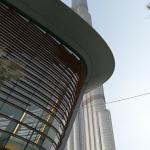 Dubai Opera and Burj Khalifa