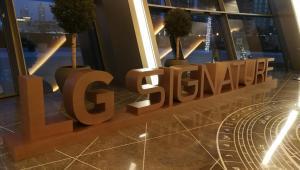 LG Signature Live event