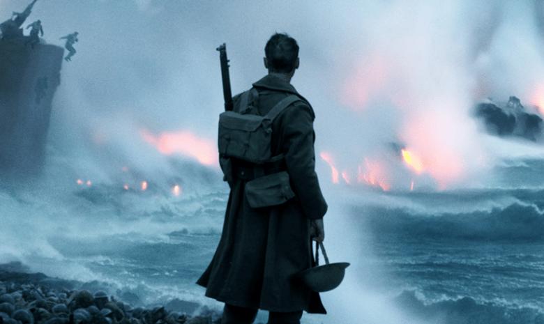 Soldier in Dunkirk movie