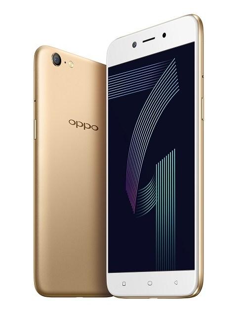 GITEX NEWS – Oppo showcase their latest mid-range smartphone Oppo A71 for GITEX Shoppers