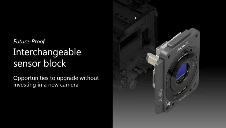 Interchangeable Sensor block