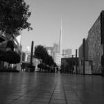Nokia 8 - City walk-Burj Khalifa view