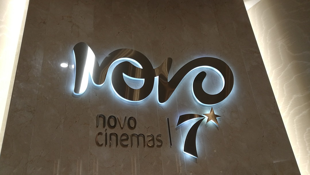 Novo Cinemas new 7star movie screens at Dubai Festival Center including #NovoMX4D