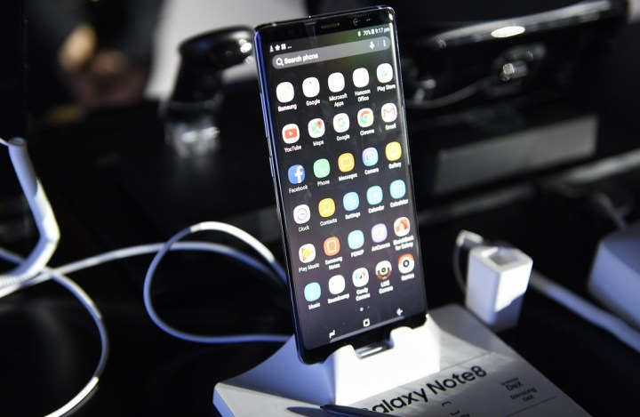 Samsung Galaxy Note 8 Launched in Middle East priced at AED3399