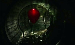 The Red floating Balloon