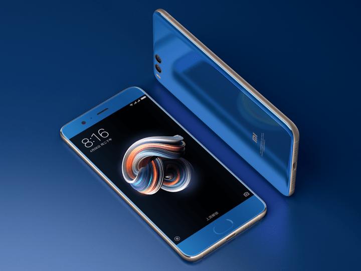 Xiaomi's Mi Note 3
