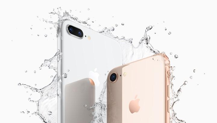 iPhone 8 Plus & iPhone 8 (IP67)