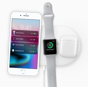 iPhone 8 charging dock pods