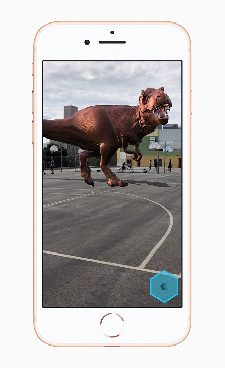 iPhone 8 & iPhone 8 Plus ultimate AR experience