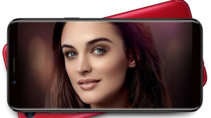 """Leaks & Rumours: OPPO F5 will be bezel less smartphone with """"AI Beauty"""" mode, expected to launch in November 2017 for Middle East."""