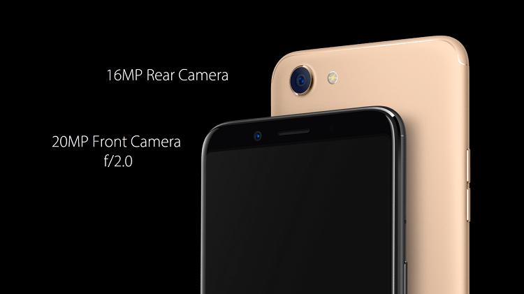OPPO - F5 - Camera
