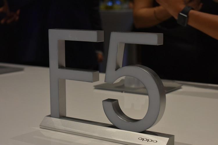 OPPO F5 - Smartphones