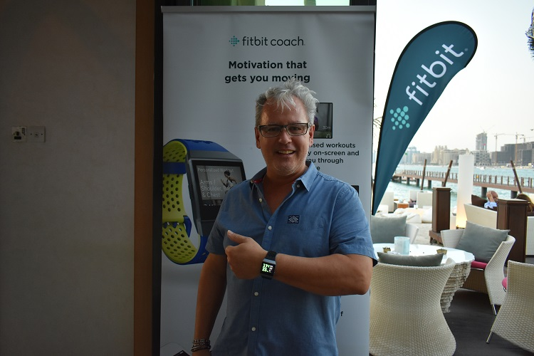 Vincent Lamoureux - Director of New Markets - Fitbit