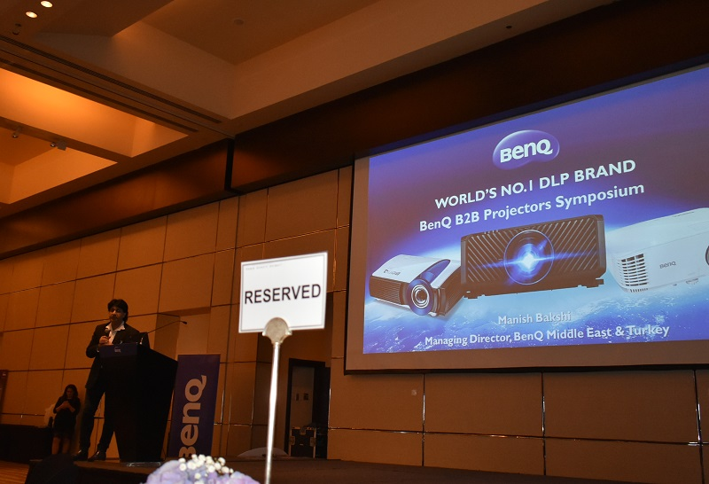 BenQ Launches Its New Range Of Blue Core Laser Projectors for Middle East & Turkey
