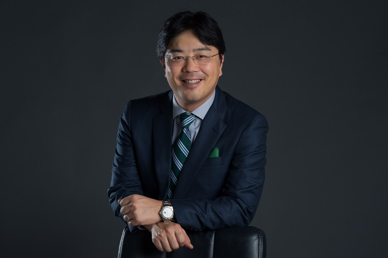 """""""Digital is growing at an exponential rate in the Middle East in comparison to anywhere else in the world """" says Taro Kimura, Managing Director, Sony Middle East & Africa"""