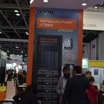 Western Digital Stand in Intersec 2018 in Dubai, UAE-2