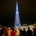 Galaxy S9-S9+ Display at Burj Khalifa Photos_2