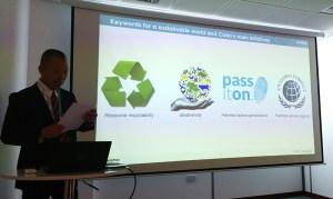Koji-Naka explains Casio's-main-Initiative