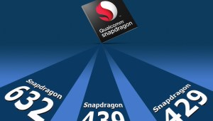Qualcomm-Snapdragon-releases 632, 439 & 429 Chipset