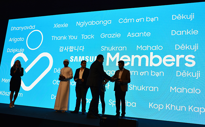 Samsung-Members