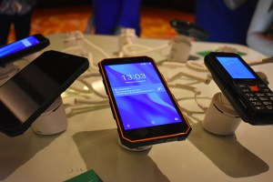 XTouch's-XBot-Senior, one of the world toughest smartphone